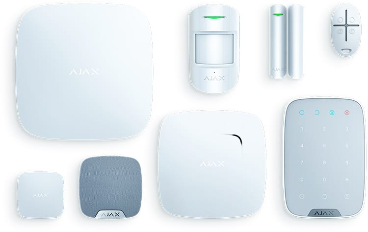 house alarm system pack ireland