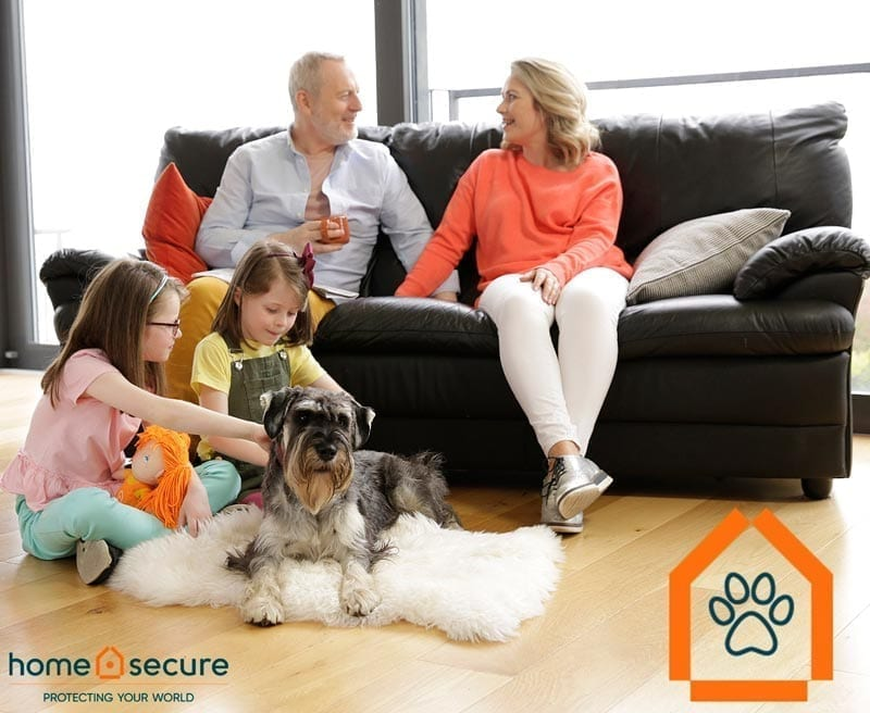 family-at-home-dog